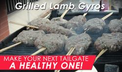 Lamb Gyros