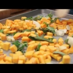Roasted Butternut Squash with Fresh Herbs